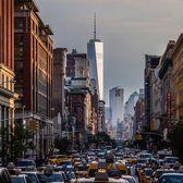 6th Avenue, Greenwich Village, Manhattan