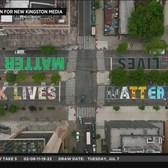 Harlem 'Black Lives Matter' Street Mural Unveiled