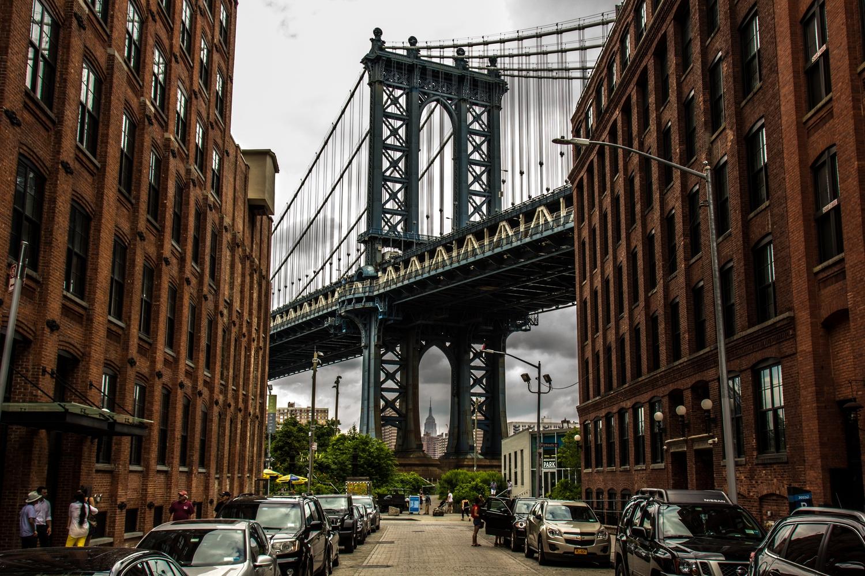 Washington and Water Streets, DUMBO, Brooklyn