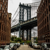 Washington and Water Streets, DUMBO, Brooklyn