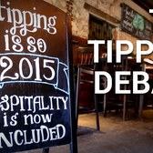 Should Restaurants Eliminate Tipping? A Food-World Debate Unfolds in NYC.
