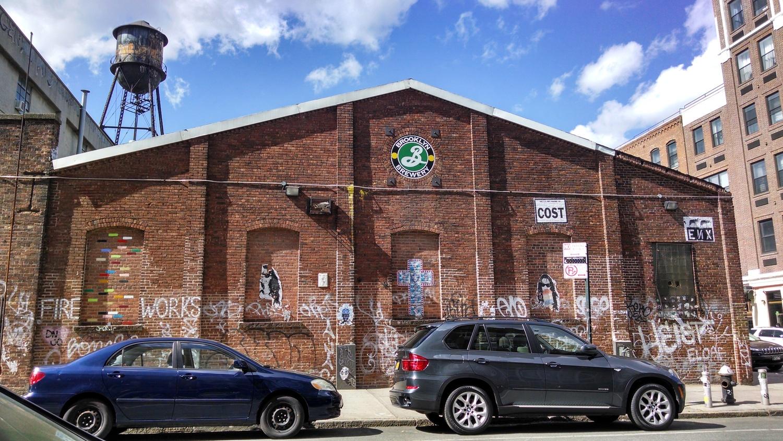 brooklyn brewery | Williamsburg, Brooklyn.