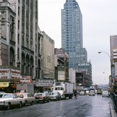 42nd Street, Midtown Manhattan, c. 1978