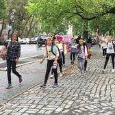 Girl Scouts Campaign for Central Park Monument to Women