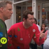 Billy on the Street - Christmas with Will Ferrell