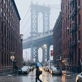 Washington Street and Water Street, DUMBO, Brooklyn