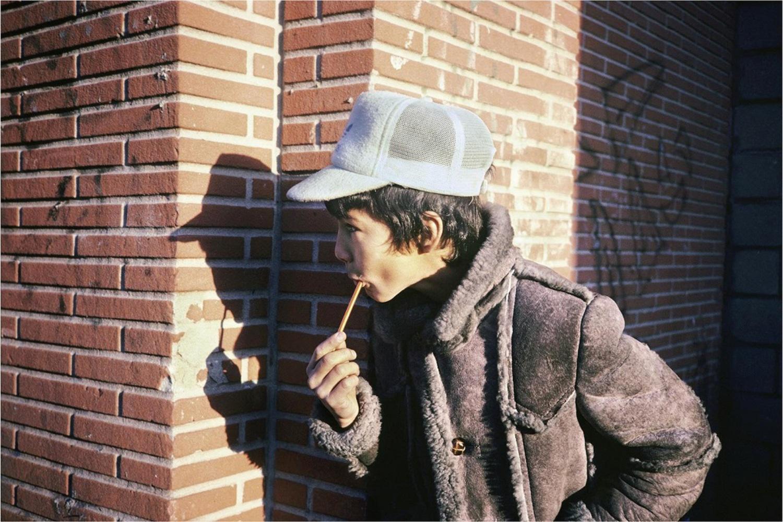 Sherlock's Shadow, Bushwick, Brooklyn, NY, 1984.