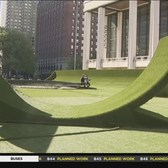 Lincoln Center's Famed Plaza Goes Green