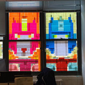 Post-it War office remains! Link in profile... #postitwars