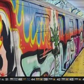 At Least Two Dozen Subway Cars Hit With Graffiti