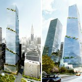 Bjarke Ingels Reveals Design for Supertall Cascading Hudson Yards Tower, The Spiral