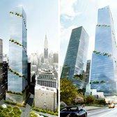 Bjarke Ingels Reveals Design for Supertall Cascading Hudson Yards Tower, The Spiral