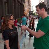 Billy on the Street: LaTina Fey!