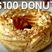 This is What a $100 Golden Donut Looks Like