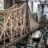 Queensboro Bridge, Manhattan.