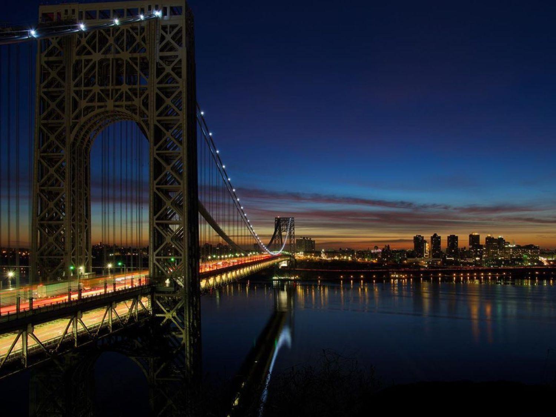 George Washington Bridge, Washington Heights, Manhattan