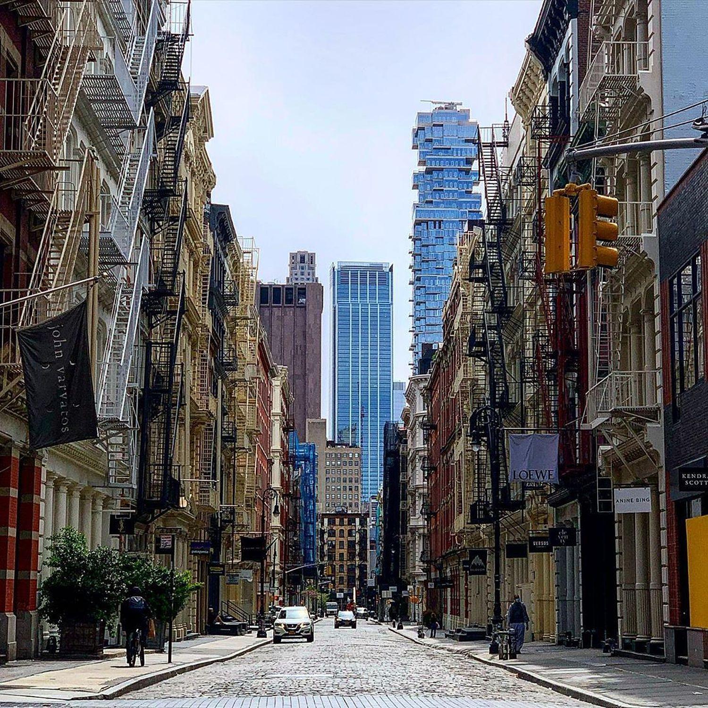 Spring Street, SoHo, Manhattan