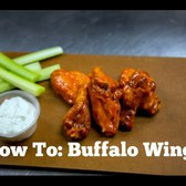 How To: Make Authentic Buffalo Chicken Wings