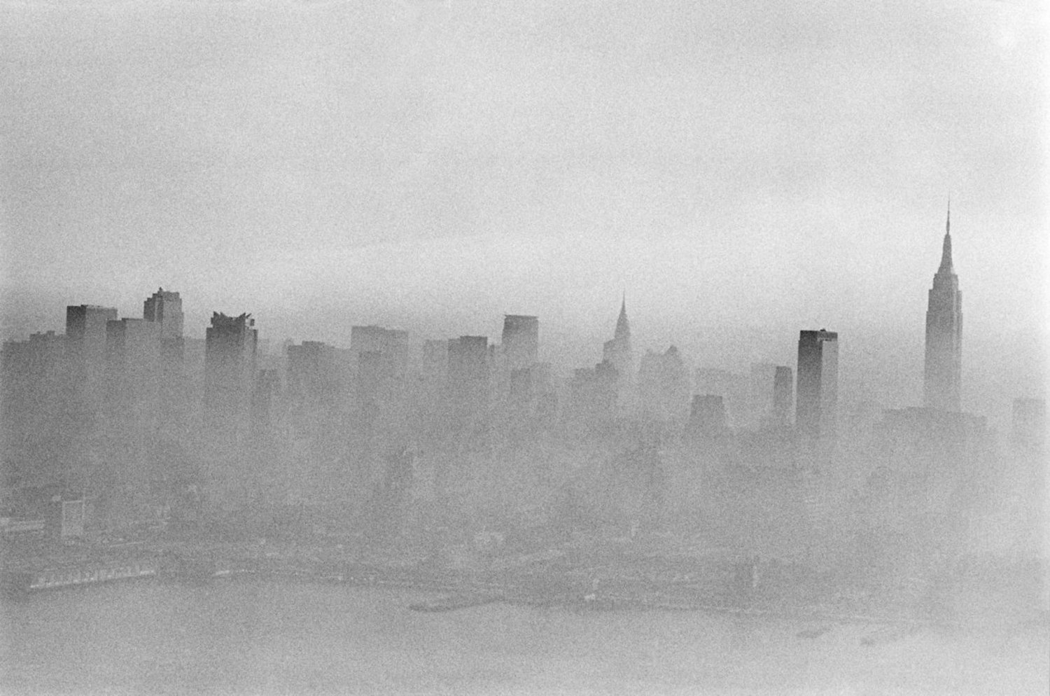Deadly Fog Over New York City, October 24th, 1973