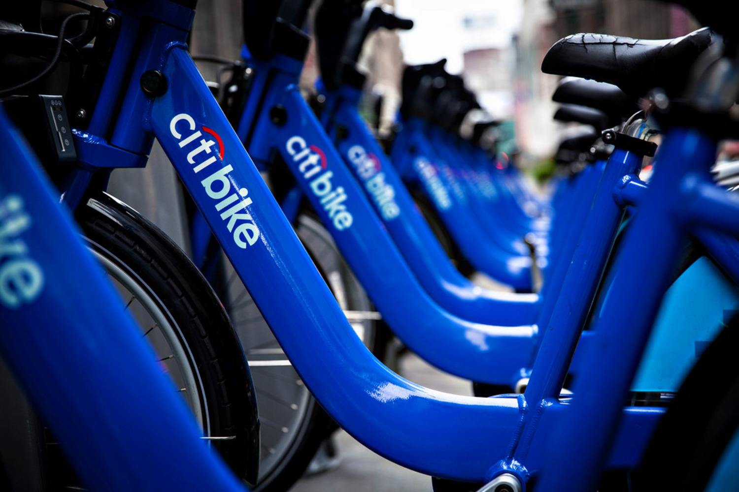 Citi Bike, NYC
