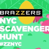 Brazzers NYC Scavenger Hunt