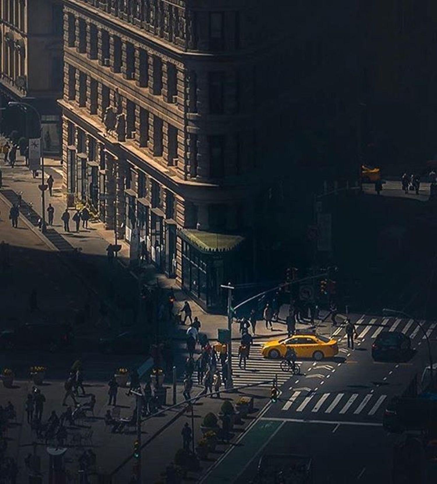 Flatiron Building, New York. Photo via @mindz.eye #viewingnyc
