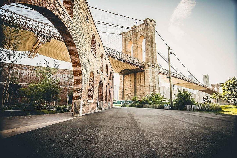 Brooklyn Historical Society, Dumbo. Photo via @xtramoney #viewingnyc