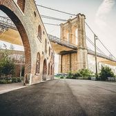 Brooklyn Historical Society, Dumbo. Photo via @xtramoney #viewingnyc