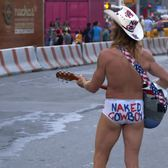 My Son Is the Naked Cowboy