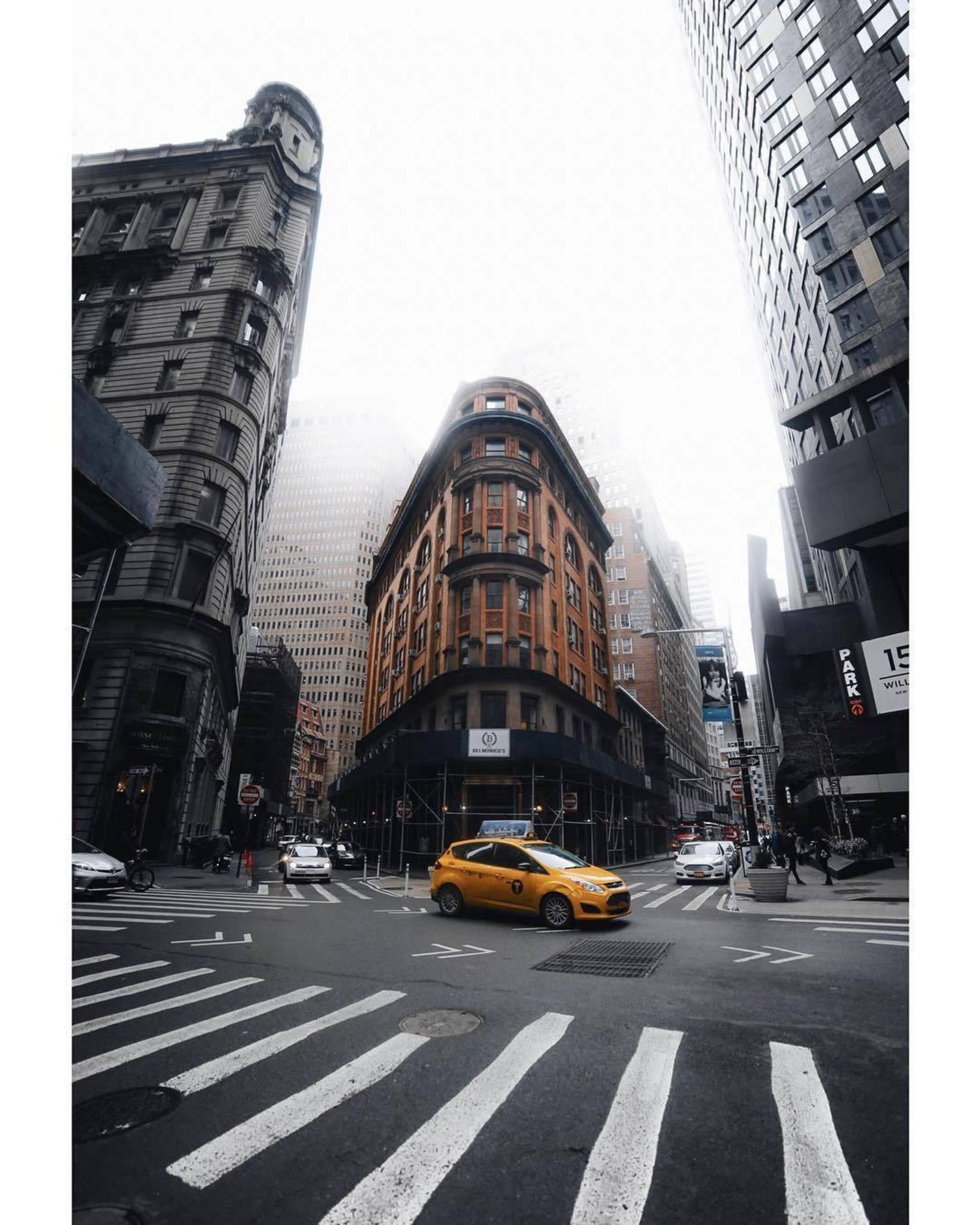 New York, New York. Photo via @raylivez #viewingnyc #newyork #nyc #newyorkcity