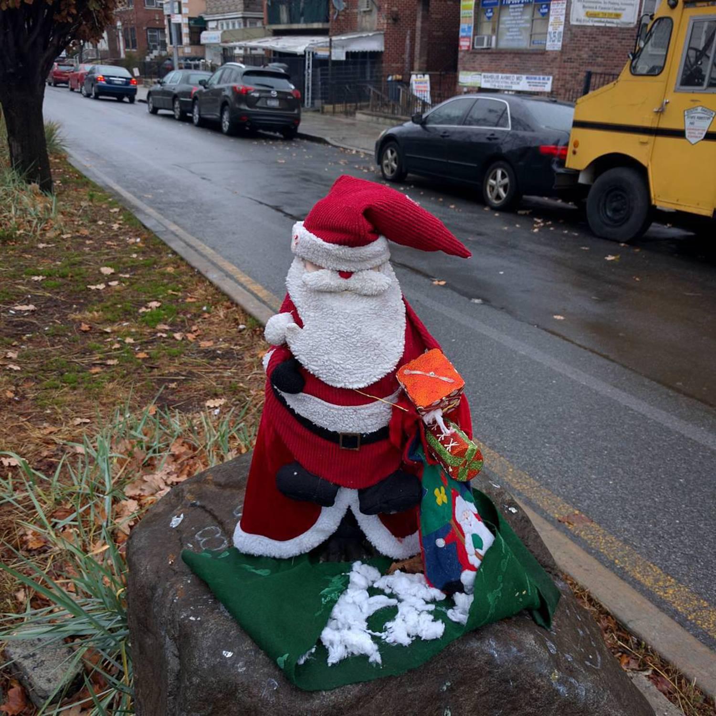 Santa penguin. Happy Holidays Everyone.