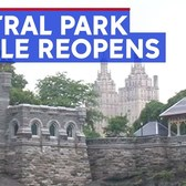 Central Park's Belvedere Castle reopening after 16-month restoration