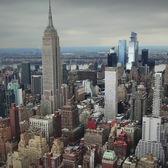 NYC Lockdown Drone