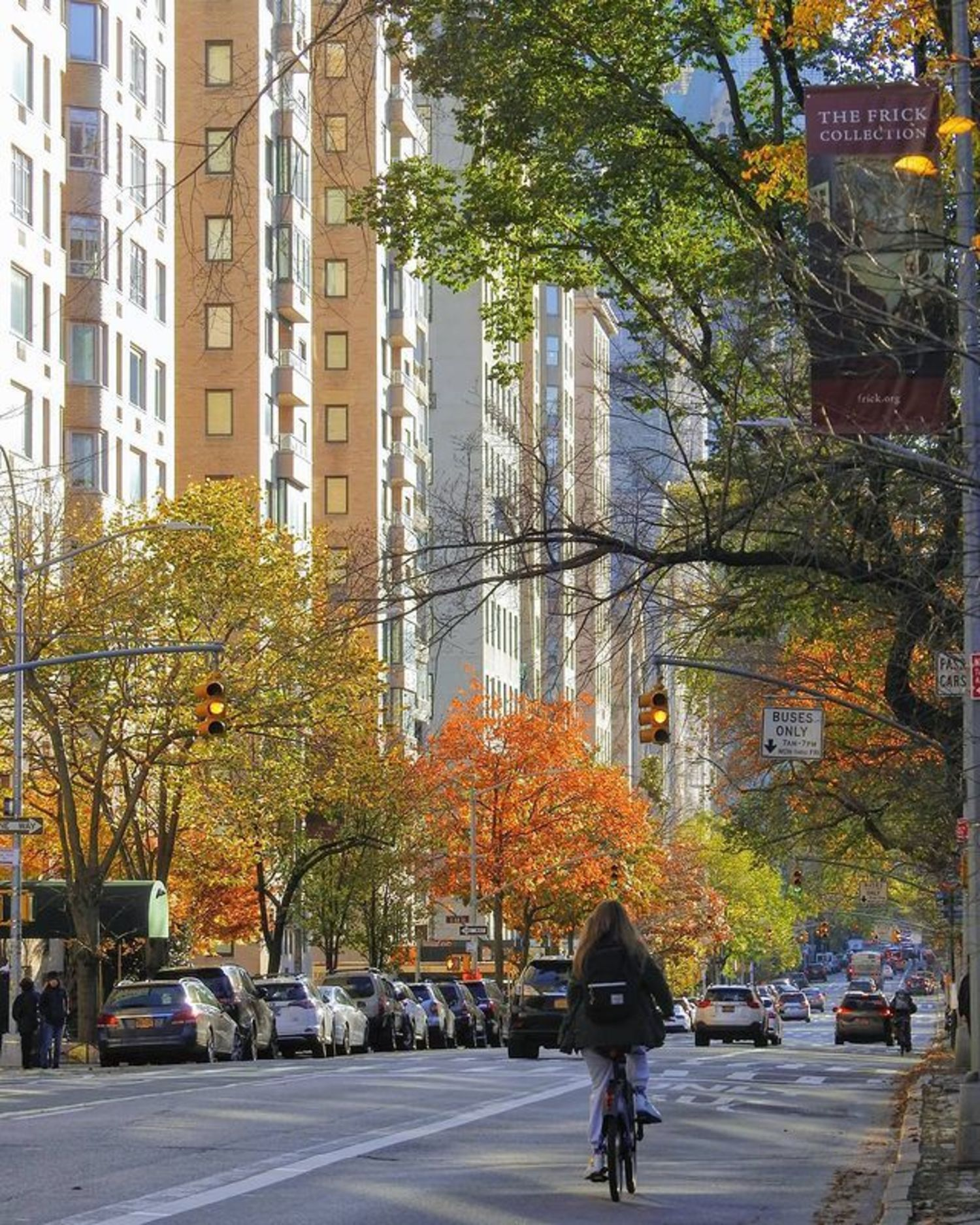 5th Avenue, Upper East Side, Manhattan