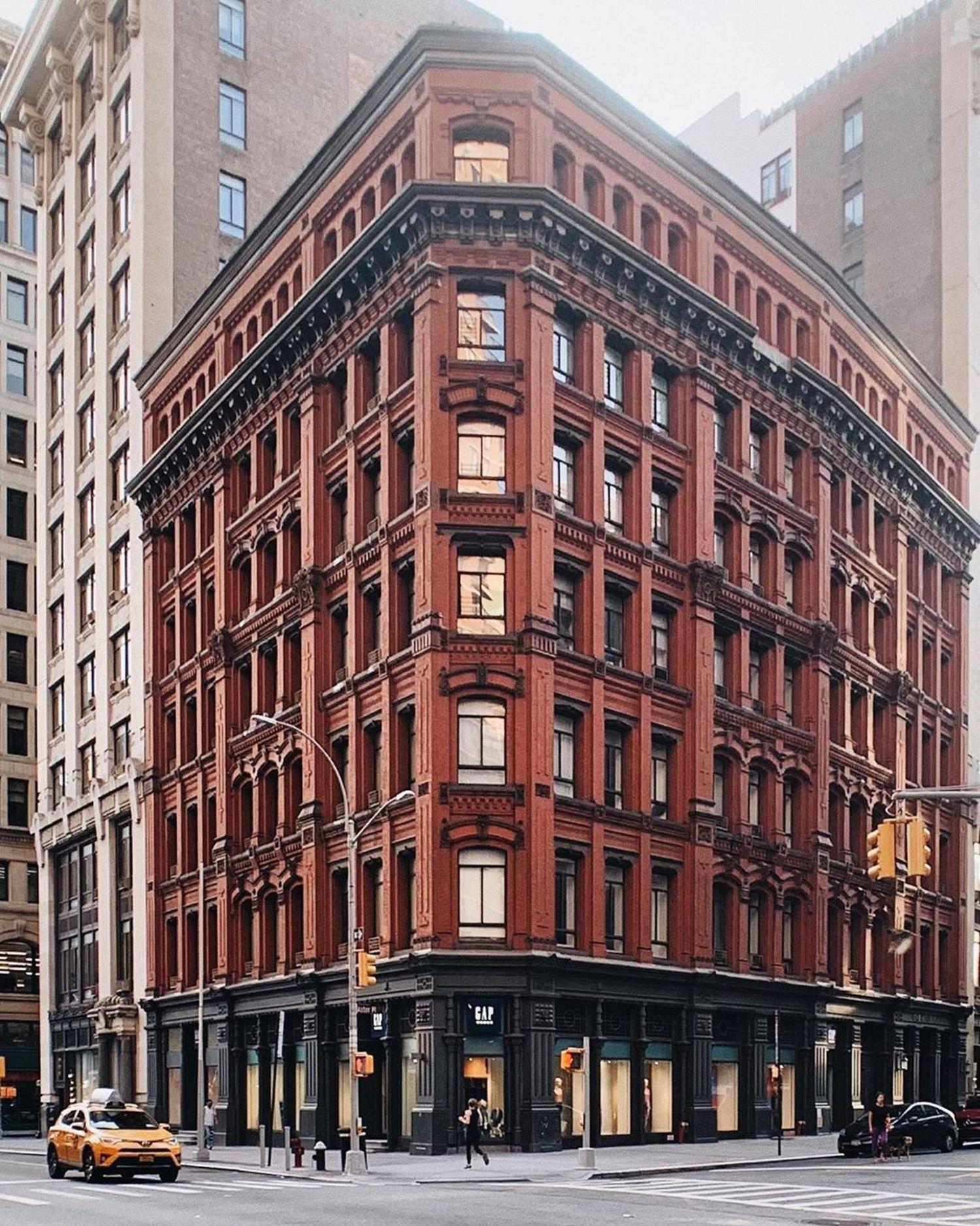 1 Astor Place, Manhattan