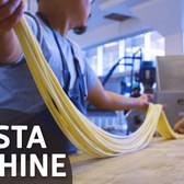 Watch This Pasta-Making Machine and Dream of Noodles — Snack Break