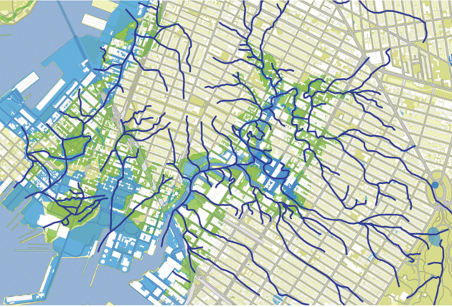 The Hidden Rivers of Brooklyn