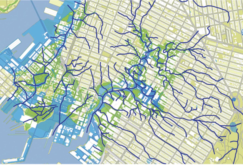 The Hidden Rivers of Brooklyn
