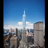 Closer Look at the One Vanderbilt Office Building Midtown Manhattan March 5, 2021