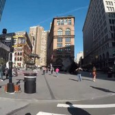 [Timelapse] Walking to Work in NYC - 7.5 Miles to Wall Street, Manhattan from Astoria, Queens