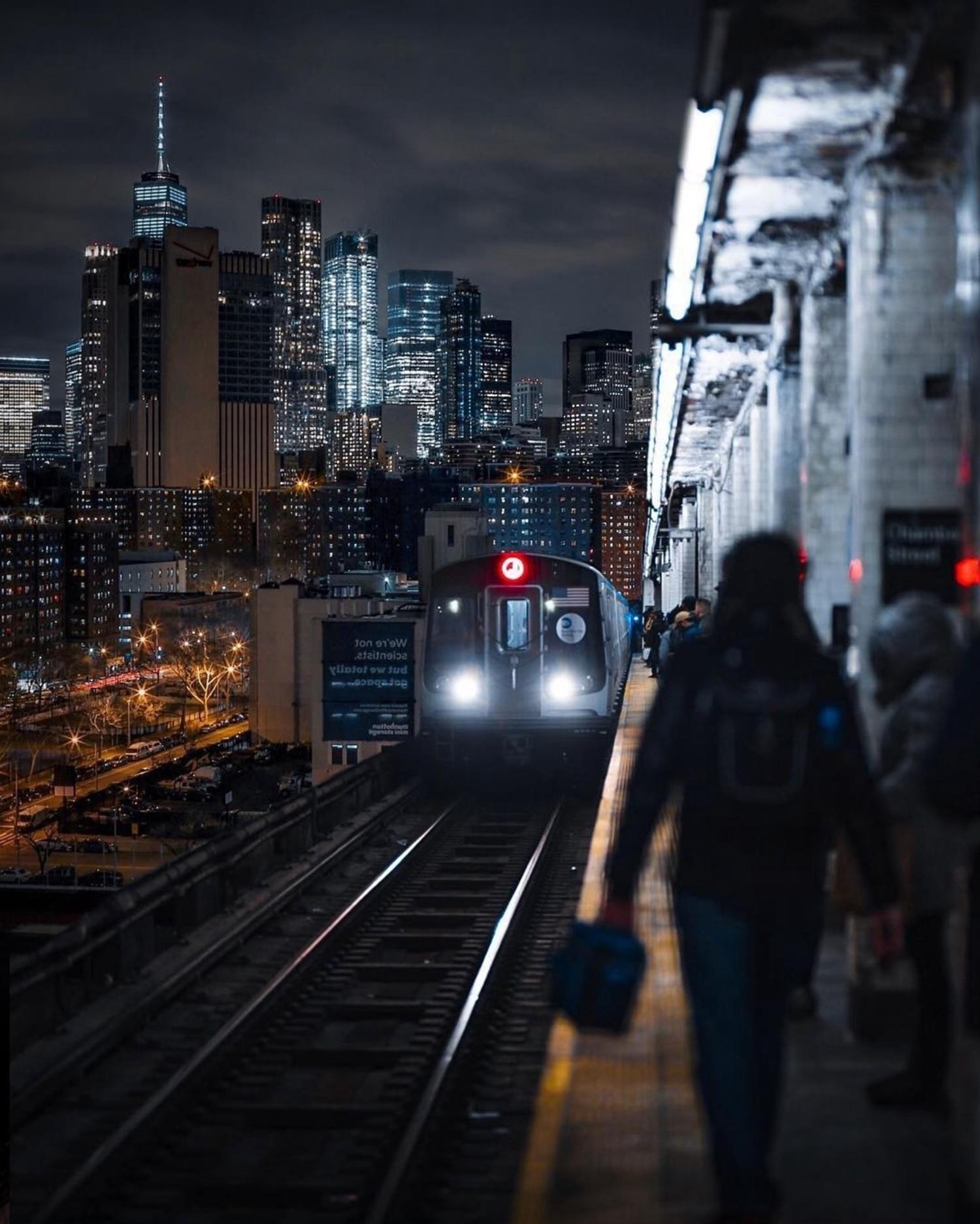 New York, New York. Photo via @raylivez #viewingnyc #nyc #newyork #newyorkcity