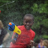 Scenes from Sprinklerfest 2016 at Snug Harbor
