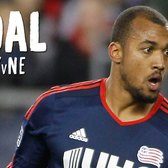 GOAL: Teal Bunbury curls in a beauty | New York Red Bulls vs. New England Revolution