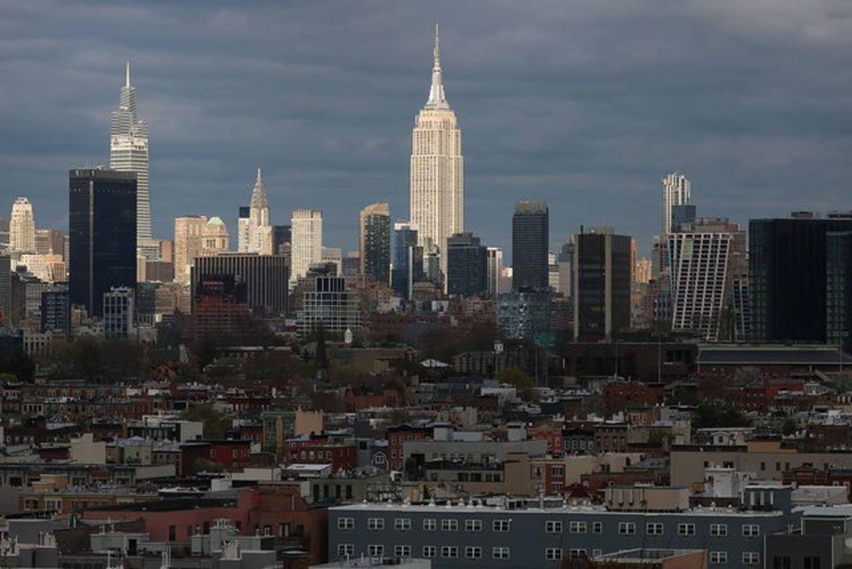 Midtown, Manhattan from New Jersey