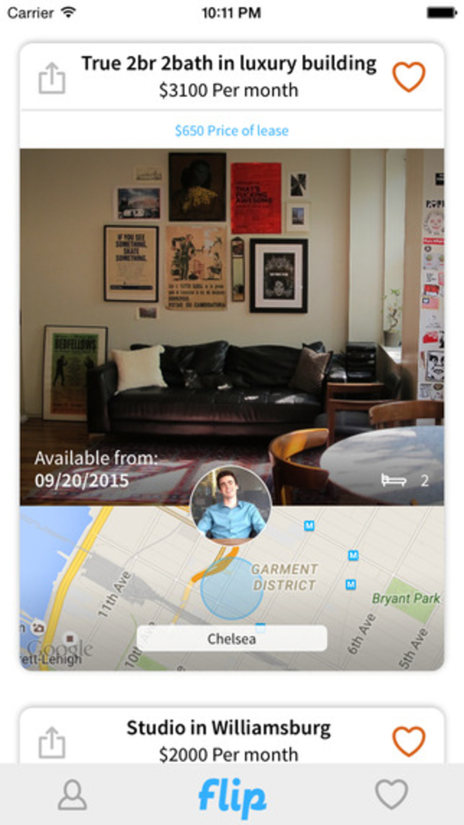 iOS App Screenshot