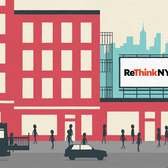 ReThinkNYC Regional Unified Network Overview