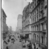 New York City, Snap Shatow, 42nd Street, showing entrance to G[ran]d Central Station, ca. 1905