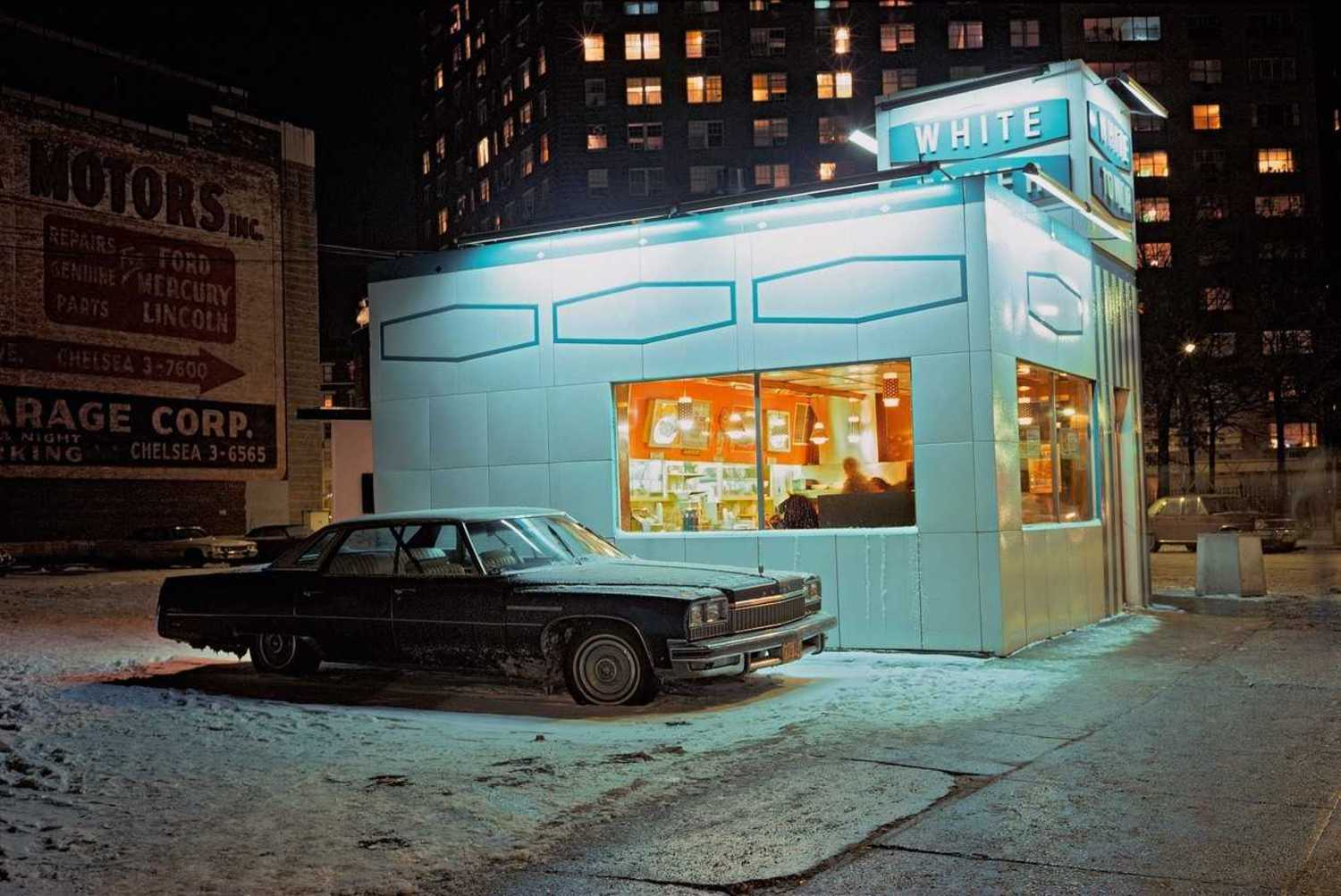 Langdon Clay: Cars: New York City, 1974–1976