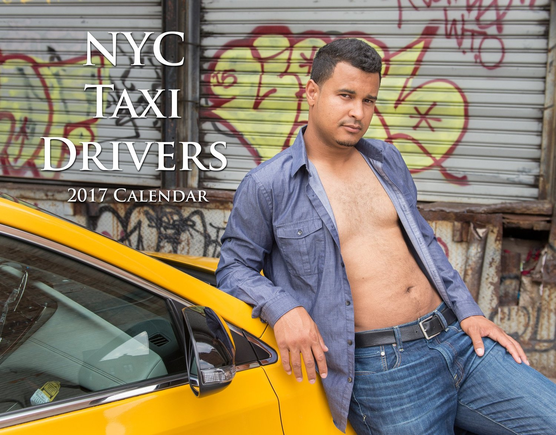 2017 NYC Taxi Drivers Calendar