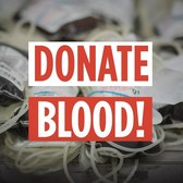 Donate Blood, NYC!